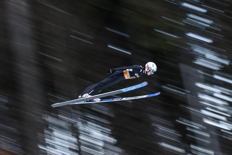 Skifliegen Skispringen Unterschied