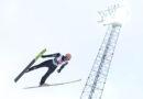 Wie viele Kilometer legt ein Skispringer im Durchschnitt pro Jahr in der Luft zurück?