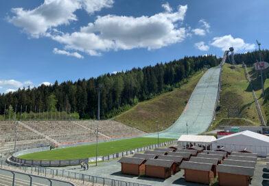 Klingenthal: Vorbereitungen für SGP-Finale laufen