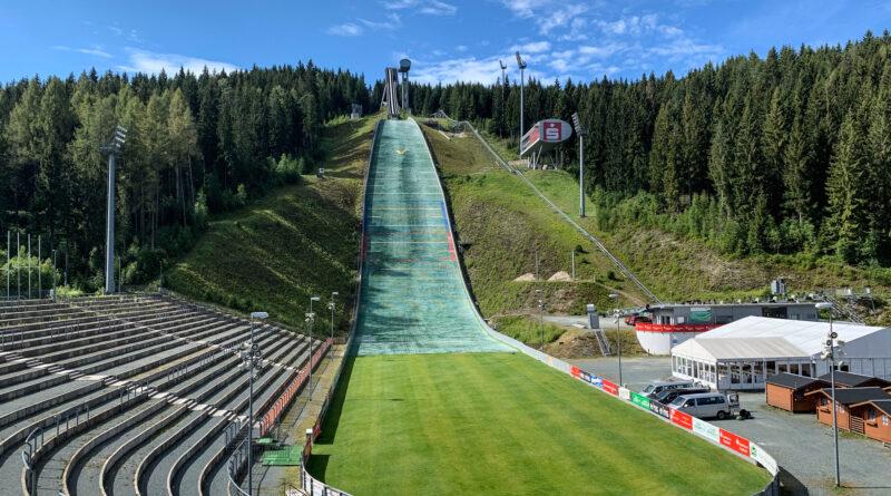 Kein Sommer Grand Prix in Klingenthal
