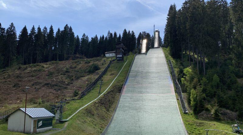 Neue Schanzen für den Nachwuchs in Klingenthal