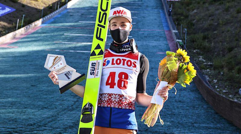 Continentalcup Wisla: Hamann siegt im ersten Wettbewerb