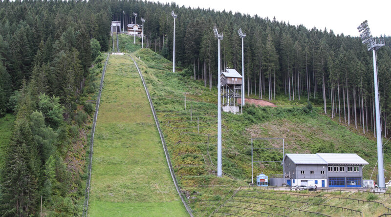 Weltcupspringen in Titisee-Neustadt ohne Zuschauer