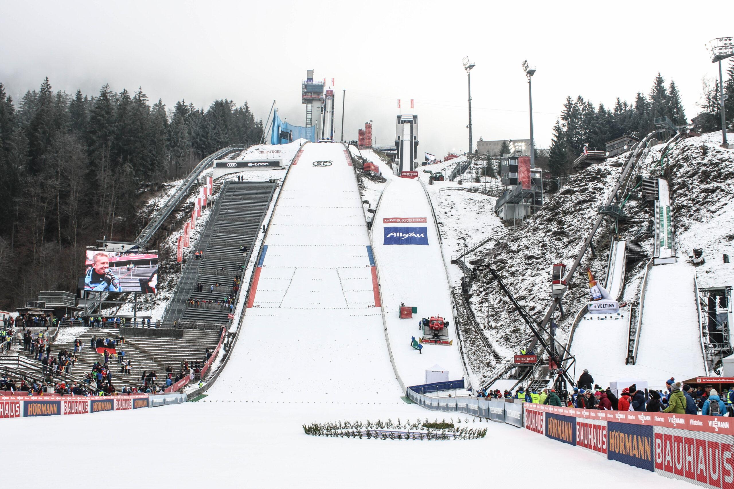 Vierschanzentournee 2021 Oberstdorf